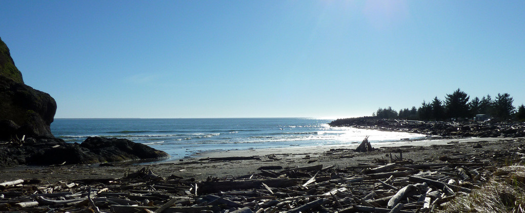 Waikiki Beach, Cape Disappointment State Park