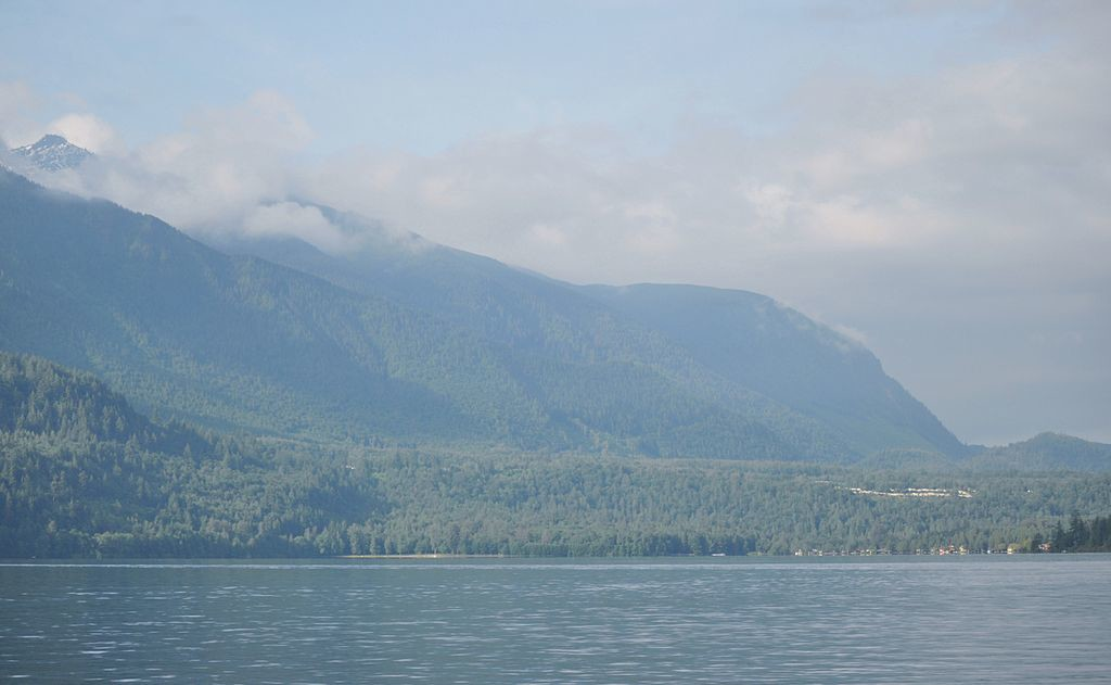 Cultus Lake, near Chilliwack