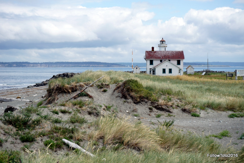 Point Wilson Lighthouse, Fort Worden State Park