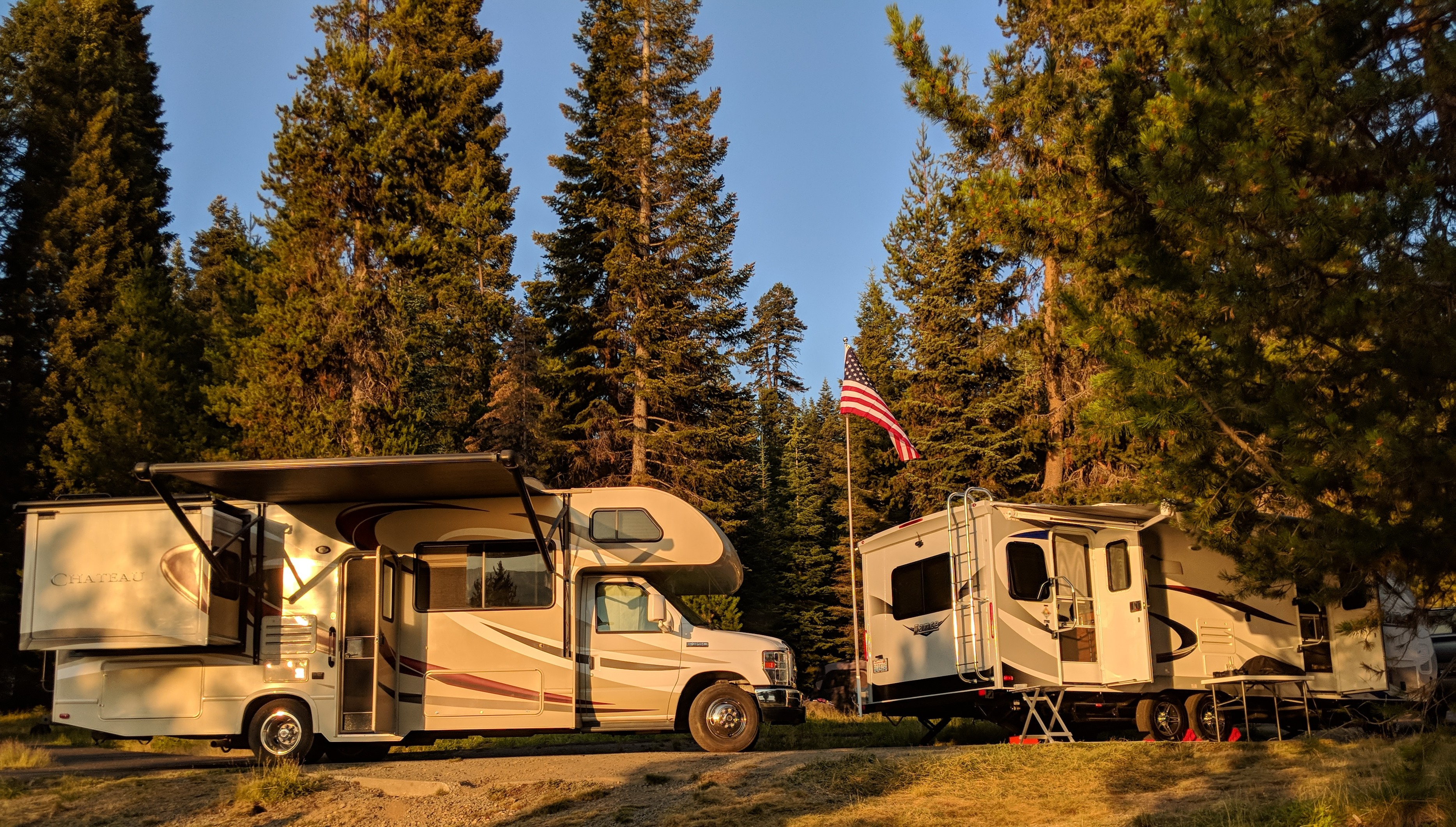 diamond lake campground oregon